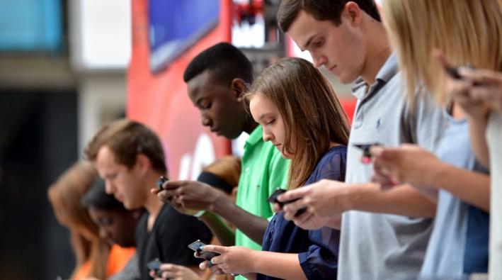 Como diminuir o uso do telefone celular no trabalho